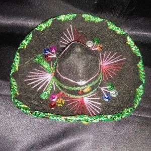 Mini sombrero  so cute